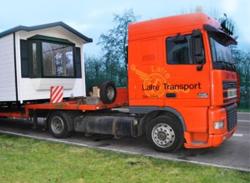 Caravan Transport Lafré
